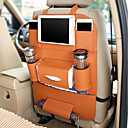cheap DIY Car Interiors-Car Organizers Vehicle Seat Storage Bags Leather For universal All years