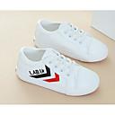 preiswerte Baby-Schuhe-Jungen Schuhe Künstliche Mikrofaser Polyurethan Frühling / Herbst Komfort Sneakers für Rot / Weiß und Grün