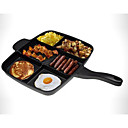 tanie Naczynia do gotowania-Naczynia Plastik Kwadrat Patelnie 1 pcs