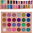 cheap Eyeshadows-24 Colors Eyeshadow Palette Daily Makeup / Halloween Makeup / Party Makeup Daily Makeup Cosmetic