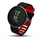 olcso Okosórák-Intelligens karkötő i10 for iOS / Android Vérnyomásmérés / Elégetett kalória / Edzésnapló / Távolságmérés / Lépésszámlálók Lépésszámláló / Hívás emlékeztető / Alvás nyomkövető / ülő Emlékeztető / Hol