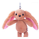 cheap Key Chains-Key Chain Rabbit Cotton Unisex Kid's Gift