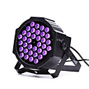 cheap Walkie Talkies-U'King ZQ-B193B 36*1W LEDs Purple Color Auto DMX Sound Activated Par Stage Lighting for Disco Party Club KTV Wedding