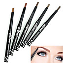 cheap Eyeshadows-Eyeliner Eyebrow Powders Ammonia Free Formaldehyde Free Makeup Lady Eye Daily Dry Matte Combination Waterproof Long Lasting Natural 5 Colors Cosmetic Grooming Supplies
