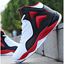 cheap Women's Athletic Shoes-Men's Spring / Fall Comfort Athletic Shoes Basketball Shoes Black / Red / Blue
