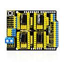 olcso Motherboards-keyestudio cnc pajzs v3 gravírozó arduino számára