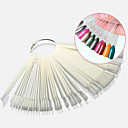 cheap Nail Practice & Display-50pcs Nail Art Tool nail art Manicure Pedicure Ordinary / Classic / Chic & Modern Daily
