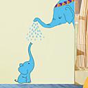זול מדבקות קיר-חיות אנימציה אופנה מדבקות קיר מדבקות קיר תלת מימד מדבקות קיר דקורטיביות,ויניל חוֹמֶר קישוט הבית מדבקות קיר