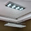povoljno Zidni svijećnjaci-8-Light Lusteri Downlight Electroplated Metal Crystal, Bulb Included, dizajneri 110-120V / 220-240V Meleg fehér / Hladno bijela / GU10