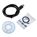 billige Relayer-usb endoskop mini kamera ip67 vanntett borescope inspeksjon 2m 5.5mm linse dia 6 led snake video cam nattesyn