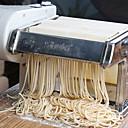 cheap Kitchen Appliances-Pasta Maker Machine Semiautomatic Stainless Steel Noodle Maker Kitchen Appliance