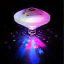 ieftine Lumini de Podea-BRELONG® 1W Lumini Subacvatice Rezistent la apă Decorațiuni de Casă Baie Cameră Copii Multicolor DC4.5