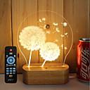 tanie Żarówki LED Kukurydza-1 zestaw 3D Nightlight Przygaszanie / Dioda LED / Dekoracyjna 5 V Artystyczny / DOPROWADZIŁO / Nowoczesny / współczesny