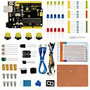 olcso Csomagok-Keyestudio uno r3 karkötő készlet arduino indítóhoz dupont wireledresistorpdf-vel