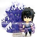halpa Anime-figuurit-Anime Toimintahahmot Innoittamana Naruto Sasuke Uchiha 10 CM Malli lelut Doll Toy