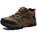 cheap Men's Athletic Shoes-Men's Shoes Spring / Fall Comfort Athletic Shoes Hiking Shoes Gray / Brown / Green