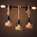 tanie Żyrandole-5 świateł Lampy widzące Światło rozproszone Malowane wykończenia Metal Regulowany 110-120V / 220-240V Nie zawiera żarówek / E26 / E27