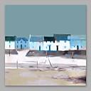 זול ציורי נוף-ציור שמן צבוע-Hang מצויר ביד - L ו-scape אומנותי בַּד