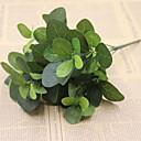 preiswerte Kunstblume-Künstliche Blumen 2 Ast Simple Style / Pastoralen Stil Pflanzen Tisch-Blumen