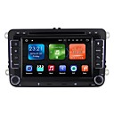 cheap Car DVD Players-Factory OEM 7 inch 2 DIN Android 7.1 High Definition / Bluetooth / Built-in Bluetooth for Volkswagen Support / GPS / RDS / WiFi