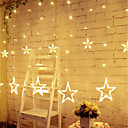 cheap LED String Lights-KWB 30m String Lights 158 LEDs Warm White / White / Multi Color Waterproof 220-240 V 1pc