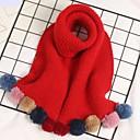 tanie Dziecięce Szaliki-Szaliki Zima - Sweter Czerwony Light Blue
