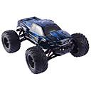 baratos Carros Controle Remoto-Carro com CR 9115 4ch Jipe (Fora de Estrada) / Monster Truck Bigfoot / Off Road Car Electrico Não Escovado 50KM KM / H Controlo Remoto / Recarregável / Elétrico