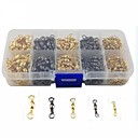 cheap Fishing Tools-Fishing Snaps & Swivels Fishing Accessories Fishing Accessories Set Fishing Hooks Easy to Use Jigging Sea Fishing Fly Fishing Bait