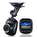 """tanie Modne kolczyki-1080p Rejestrator samochodowy 150 stopni Szeroki kąt CMOS 1.5 in TFT Dash Cam z Nocna wizja / Czujnik """"G / Tryb parkingowy Rejestrator samochodowy / Wykrywanie ruchu / WDR / Wbudowany mikrofon"""