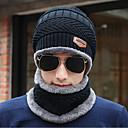 olcso Sütőeszközök-Férfi Egyszínű Kötött Munkahelyi - Széles karimájú kalap