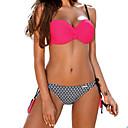 olcso Sütőeszközök-Női Boho Bikini Egyszínű Pántos