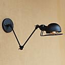 baratos Arandelas de Parede-Retro / Vintage / Regional / Tradicional / Clássico Swing Arm Lights Sala de Estar / Sala de Jantar Metal Luz de parede 110-120V /