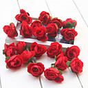 cheap Artificial Flower-Artificial Flowers 20 Branch Modern Style Roses Tabletop Flower