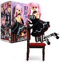 זול דמויות אקשן של אנימה-נתוני פעילות אנימה קיבל השראה מ One Piece Perona PVC 16 CM צעצועי דגם בובת צעצוע