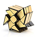 cheap Rubik's Cubes-Magic Cube IQ Cube Mirror Cube 3*3*3 Smooth Speed Cube Rubik's Cube Puzzle Cube Stress and Anxiety Relief Office Desk Toys Relieves ADD, ADHD, Anxiety, Autism Places Kid's Adults' Toy Boys' Girls'