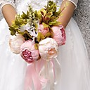 "cheap Wedding Flowers-Wedding Flowers Bouquets Wedding Party Evening Other Material Polyester 11.8""(Approx.30cm)"