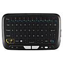 abordables Reproductores de audio/vídeo portátiles-Aire ratón teclado ardillas hi8 2.4ghz inalámbrico para Android TV caja y pc con touchpad