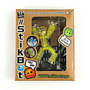 رخيصةأون روبوت-إنسان آلي Stikbot خلاق حداثة 1 pcs للأطفال للبالغين ألعاب هدية