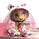 halpa Videopeli-peruukit-Anime Toimintahahmot Innoittamana Vocaloid Sakura Miku PVC 7 CM Malli lelut Doll Toy
