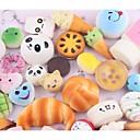 זול מפיגי מתח-LT.Squishies צעצוע מעיכה / מקל מתחים מזון ומשקאות / אוכל / לחם הקלה על ADD, ADHD, חרדה, אוטיזם / Office צעצועים במשרד / הפגת מתחים וחרדה