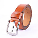 cheap Men's Bracelets-Men's Work Waist Belt - Solid Colored