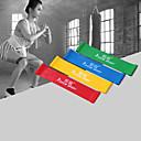 tanie Sprzęt i akcesoria fitness-KYLINSPORT Taśmy oporowe Z 4 pcs Guma Trening siłowy, Fizykoterapia Dla Joga / Pilates / Fitness Dom / Biuro