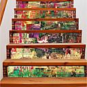 baratos Decorações para Casamento-Adesivos de Parede Autocolantes de Aviões para Parede Autocolantes de Parede Decorativos, Papel Decoração para casa Decalque Parede Chão