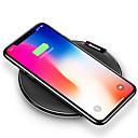 זול מטען כבלים ומתאמים-מטען אלחוטי מטען USB USB מטען אלחוטי / Qi 1חיבורUSB 1 A ל iPhone 8 Plus / iPhone 8 / S8 Plus
