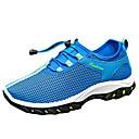 זול נעלי ספורט לגברים-בגדי ריקוד גברים טול אביב / קיץ נוחות נעלי אתלטיקה אפור / ירוק צבא / כחול בהיר / ריצה