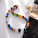 זול חרוזים-תכשיטים DIY 38 יח חרוזים קריסטל צבע הסוואה צבע עגול חָרוּז 1 cm עשה זאת בעצמך שרשראות צמידים