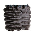 זול שזירה Remy  משיער אנושי-שיער בתולי 8 א Body Wave שיער ברזיאלי 1000 g 12 חודשים יומי