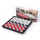 baratos Jogos de xadrez-Jogo de Xadrez Magnética Interação pai-filho Plástico Suave Para Meninos Para Meninas Brinquedos Dom 40 pcs