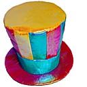 זול עזרים ל-Halloween-ליצן כובעים צהוב Pleuche אביזרי קוספליי האלווין (ליל כל הקדושים) / קרנבל תחפושות