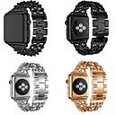 preiswerte Smart Uhr Accessoires-Uhrenarmband für Apple Watch Series 4/3/2/1 Apple Moderne Schnalle Metall Handschlaufe
